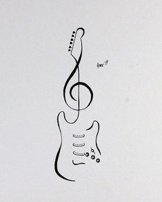 Tattoo Flash Stratocaster Guitar by AprilsInk on DeviantArt Tattoo Flash - Stratocaster Guitar by AprilsInk diy tattoo images - tattoo images drawings - tattoo Tatoo Music, Music Tattoos, Body Art Tattoos, Tatoos, Faith Tattoos, Nature Tattoos, Music Drawings, Pencil Art Drawings, Art Drawings Sketches