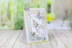 Butterfly Garden Collection – Tattered Lace Tattered Lace Cards, Decorative Boxes, Butterfly, Garden, Collection, Garten, Gardens, Bow Ties, Lawn And Garden