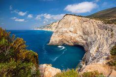 Sea current close to Porto Katsiki, Lefkada Exotic Beaches, Greek Islands, More Photos, Greece, Sea, Water, Outdoor, Beautiful, Porto