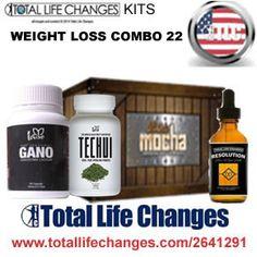 Total Life Changes Hispano Estados Unidos. Una Oportunidad de Negocio Inteligente: Combo Iaso Perdida de Peso 22