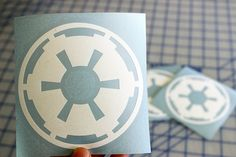 Hey, I found this really awesome Etsy listing at https://www.etsy.com/listing/244593915/imperial-logo-decal-star-wars-imperial