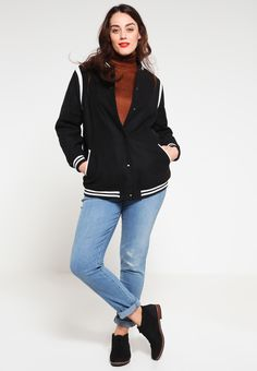 ffc7fe9ab2512 New Look Curves Giubbotto Bomber Jacket Price