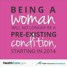 Women will benefit from the ACA....