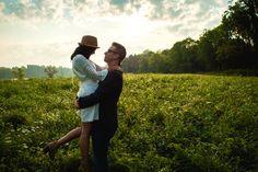 Cleveland & Akron Ohio Wedding Photography, Engagement Photos.