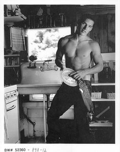 Kerry Degman photographed by Bruce Weber for Mode Models (2006)
