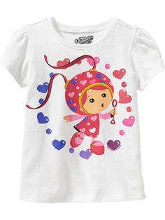 Team Umizoomi&#153 Milli Tees for Baby