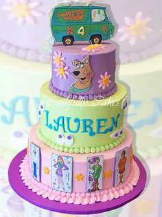scooby doo birthday | scooby doo 4 yr old girl birthday - a photo on Flickriver
