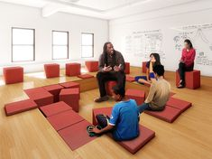 For Aging Schools: What 'Community-Centric Design' Could Look Like   MindShift   KQED News