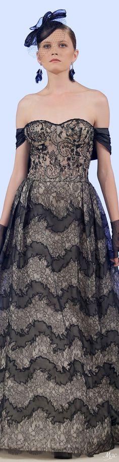 Fall 2016 Haute Couture - Saher Dia