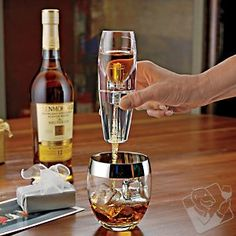 """Madison Avenue Glasses (Set of 4) And Vinturi Spirit Aerator. """"Raise spirits' flavor to a higher level."""" Only $49.99 this Black Friday!"""