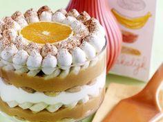 Tiramisu met banaan en karamelpudding: echt lekker!