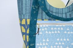 Scrappy Poolside Tote_Carolyn Friedlander
