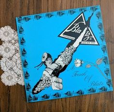 Blatz Filth Split LP A Touch of Blatz/Destroy Everything Vinyl Lookout! Records