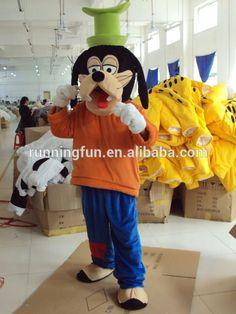 8d2ed4b5dcb Used Mascot Costume & 2016 Holiday Party Dog Mascot CostumeDog ...
