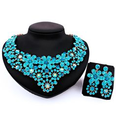 Find More Jewelry Sets Information about Wedding Jewelry Fashion Statement Good Quality Jewelry Sets Za Brand Elegant Crystal African Beads Jewelry Sets,High Quality jewelry wire,China jewelry shank Suppliers, Cheap jewelry ring storage boxes from JANEYRE JEWELRY & Bags Store ( No Min Order ) on Aliexpress.com