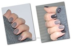 Just about...: Essie: #77 Chinchilly & #39 Neo whimsical