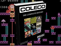 When you're done rescuing Smurfette from Gargamel's castle, why not support this worthy cause? — Kickstarter - https://www.kickstarter.com/projects/booqc/coleco-the-complete-history?ref=video #gaming #gamer #coleco #arcade #oldschool