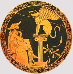 Mythologie et Religion: Le Sphinx - Frawsy