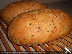 Olivenbrot aus Zypern, ein sehr schönes Rezept aus der Kategorie Brot und Brötchen. Bewertungen: 3. Durchschnitt: Ø 3,6.