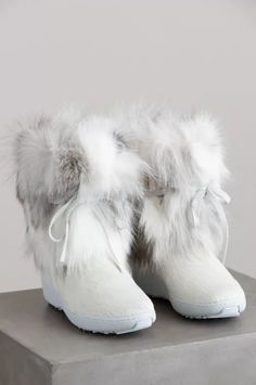 Glamour Girlz Red Christmas Fleece Booties White Fluffy Trim Rubber Non-Skid Sole Small Dog Breeds X Large