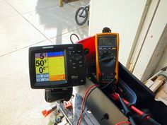 Fishing Kayak Electronics and Batteries