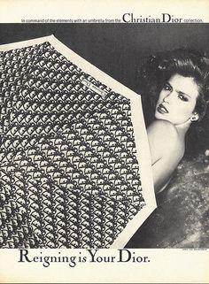 """the-original-supermodels: """"Dior Gia Carangi by Chris von Wangenheim """" Gia Carangi, Vintage Dior, Mode Vintage, Vintage Ads, Vintage Fashion, 70s Fashion, Vintage Clothing, Club Fashion, Vintage Models"""