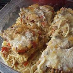 Baked Spaghetti I - Allrecipes.com