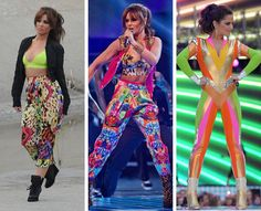Cheryl's got this trend down to a T!