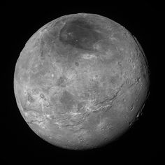 New close-up images of Pluto from NASA's New Horizons spacecraft.