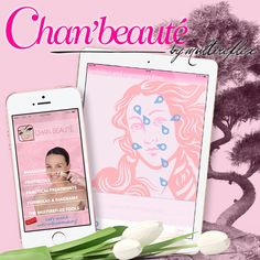 ★ www.chanbeaute.pro Don't miss the special launching price of Chan'beauté interactive magazine. Download your free version now!