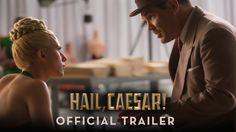 """Tráiler de """"Hail, Caesar!"""" de los Hermanos Coen #Cine #Tráiler"""