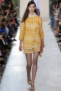 Tory Burch Spring 2015 Ready-to-Wear - Collection - Gallery - Look 28 - Style.com
