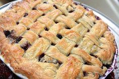Pie Crust using Jeffrey Steingarten's method