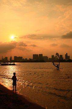 Sunset Japan