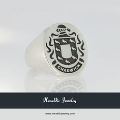 Chadwick crest jewelry