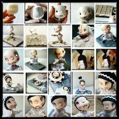 little Agness!!!  AnthiArtdolls