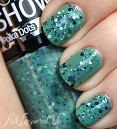 Maybelline Color Show, Drops of Jade.