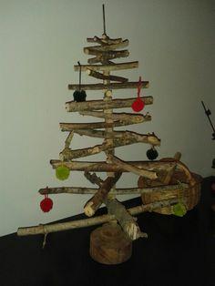 Mi arbol de navidad 100% artesanal