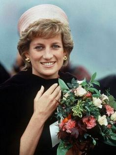 """""""It is a weakness that I lead from my heart and not my head"""" lady Di"""