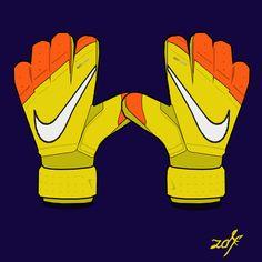 Nike SGT Premier Vis Yellow/Total Orange