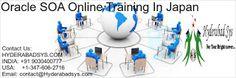 Oracle SOA: Oracle SOA Online Training In Japan