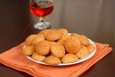 How to Make Amaretti Cookies