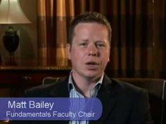 Online Marketing Fundamentals Training and Certification: Social Media, Web Analytics, PPC and many more.   Matt Bailey: Fundamentals Faculty Chair at Market Motive.  #marketmotive