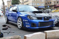 One serious Subaru