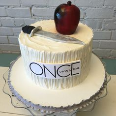 Amazing OUAT cake by The Cake Lady in Collinsville Oklahoma