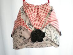 Antmee: Japanese Dilly Bag: with link to make your own