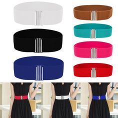 Apparel Accessories 2019 Luxury Rhinestone Bead String Women Waist Belts New Design Shirt Dress Waistband Corset Strap Elegant Ladies Elastic Belts