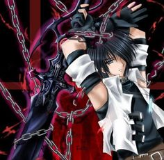 demon manga wallpaper | Dark demon - Anime & Manga Picture
