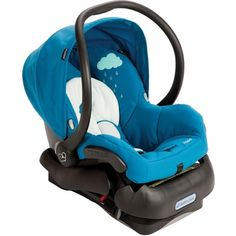 Maxi Cosi Mico Infant Car Seat - Misty Blue with FREE $18 Gift Certificate 150