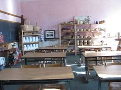 Image result for waldorf handwork classroom
